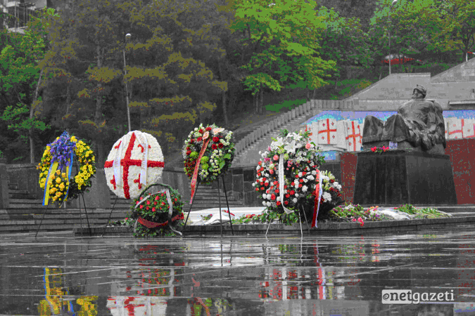 Выходные дни в Грузии в мае 2022 года.День Победы
