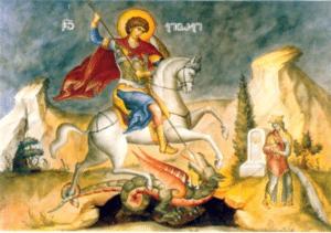 Выходные дни в Грузии в ноябре 2019 года. Гиоргоба