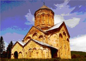 Выходные дни в Грузии в 2019 году. Мцхетоба (Светицховлоба)
