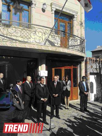 Генеральное консульство Грузии в Гяндже, Азербайджан