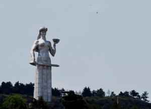 Государственные светские праздники в Грузии.День матери