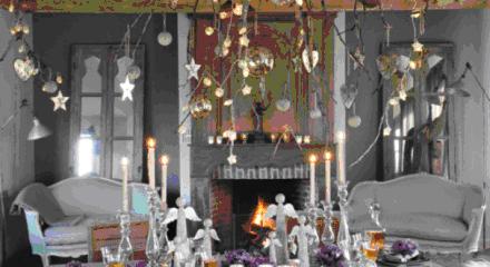 Государственные светские-праздники в Грузии.Новый год