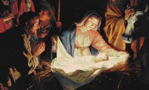 Государственный религиозный праздник в Грузии. Рождество. png