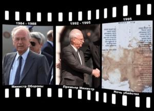 День памяти убийства премьер-министра Ицхака Рабина