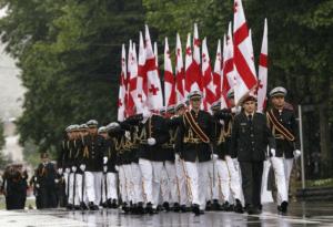 День независимости Грузии.