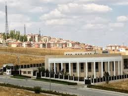 Здание посольства Грузии в Турции