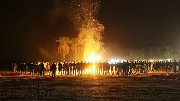 Когда Лаг ба-омер в Израиле в 2019 году