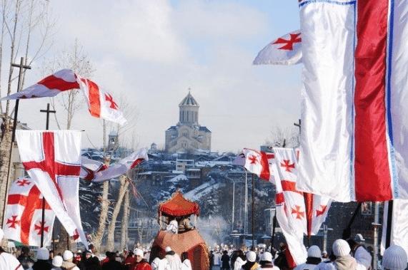 Современные праздники в Грузии