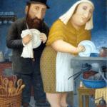 Анекдоты о еврейской семье