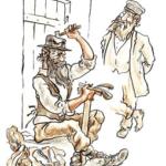 Анекдоты о еврейском характере