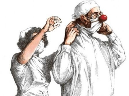 Анекдоты о евреях и медицине