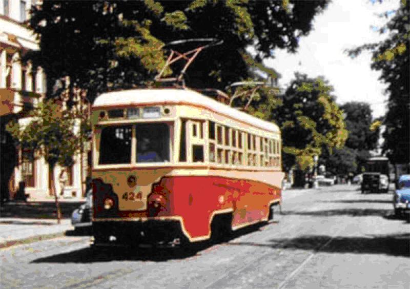 Анекдоты про одесский трамвай