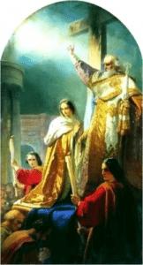 Воздвижение Креста Господня в 2018 году