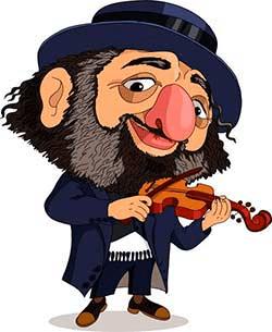 Еврейские анекдоты о Фиме