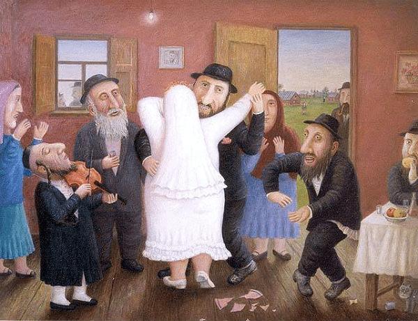 Еврейские анекдотыоб искусстве и спорте