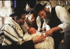 Еврейские анекдоты об обрезании