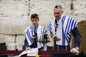 Еврейские анекдоты об отцах