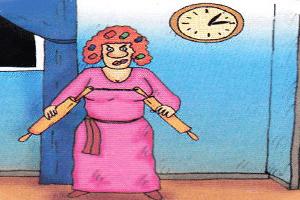 Еврейские анекдоты о женщинах