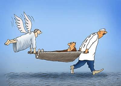 Еврейские анекдотыо медицине