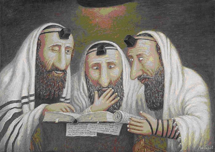 Еврейские анекдотыо ребе