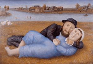 Еврейские анекдотыо сексе
