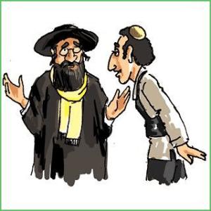 Еврейские одесские анекдоты