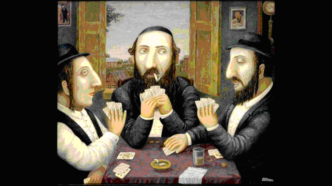 Израильские анекдоты