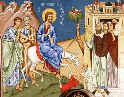 Когда Вербное воскресение в 2018 году