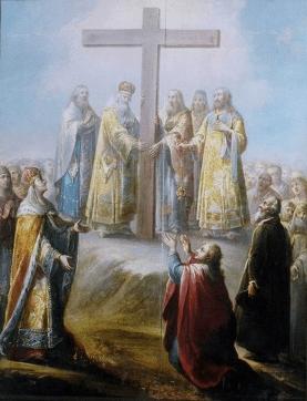 Когда Воздвижение Креста Господня в 2018 году