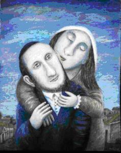 Короткие еврейские анекдоты о семьях