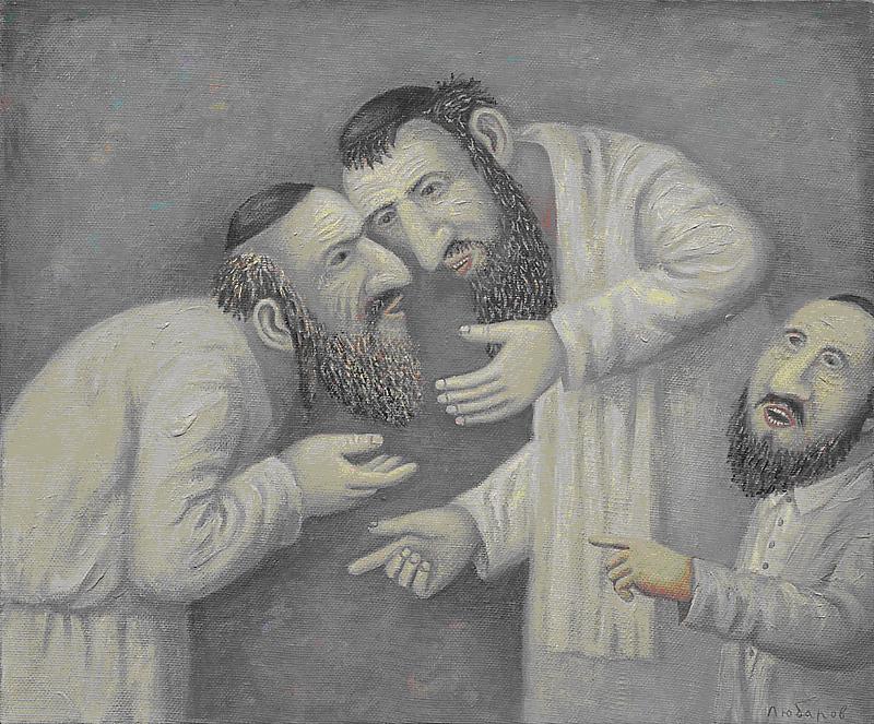 Остроумные анекдоты о еврейских мужчинах