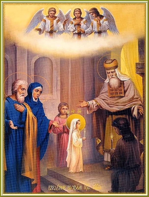Православные праздники в декабре 2018 года