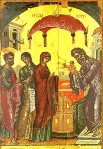 Православные праздники в феврале