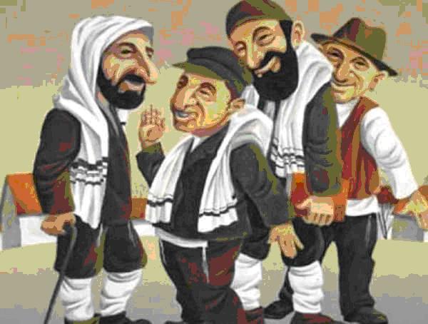 Самые смешные анекдоты о еврейских мужчинах