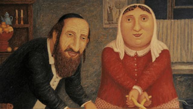 Самые смешные анекдоты о еврейской семье