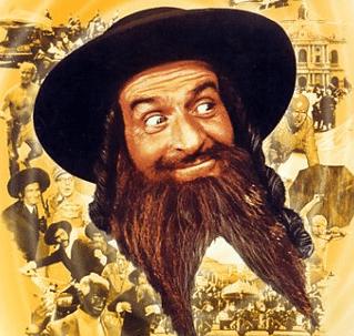 Самые смешные анекдоты о евреях