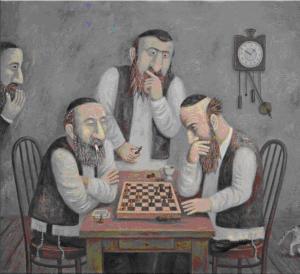 Смешные анекдоты о еврейском характере